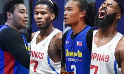 Tiebreaker Times Perez, Tautuaa join forces with Munzon, Pasaol for FIBA 3X3 OQT 2020 Tokyo Olympics 3x3 Basketball Gilas Pilipinas News  Stefan Stojacic Santi Santillan Mo Tautuaa Karl Dehesa Joshua Munzon Gilas Pilipinas 3x3 Darko Krsman CJ Perez Alvin Pasaol 2019 FIBA 3X3 Olympic Qualifying Tournament