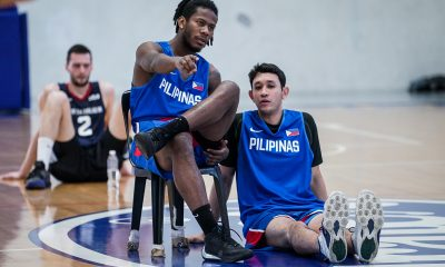 Tiebreaker Times Stojacic hopes CJ Perez can focus on Gilas' 3x3 OQT campaign after ACQ 2020 Tokyo Olympics 3x3 Basketball Basketball Gilas Pilipinas News  Stefan Stojacic Gilas Pilipinas Men Gilas Pilipinas 3x3 CJ Perez 2021 FIBA Asia Cup Qualifiers 2020 FIBA 3X3 Olympic Qualifying Tournament