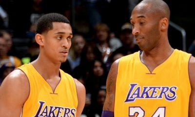 Tiebreaker Times Jordan Clarkson mourns Kobe Bryant: 'He was like Superman to me' Basketball News  Kobe Bryant Jordan Clarkson