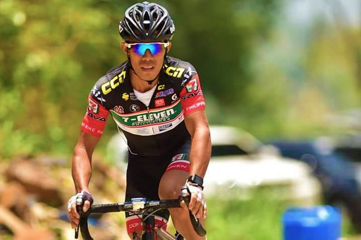 Tiebreaker Times Fully-recovered Galedo out to end 7Eleven's Ronda Pilipinas title drought Cycling News Ronda Pilipinas  Tomas Mojares Nichol Pareja Mervic Corpuz Mark Galedo Jhonrey Buccat Aidan James Mendoza 711 Cliqq-Air 21 2020 Ronda Pilipinas