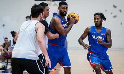 Tiebreaker Times PBA lending Tautuaa, Perez to Chooks 3x3 not feasible, says Marcial 3x3 Basketball Chooks-to-Go Pilipinas 3x3 News PBA  PBA Season 45 Mo Tautuaa CJ Perez 2020 Chooks-to-Go Pilipinas 3x3 Season