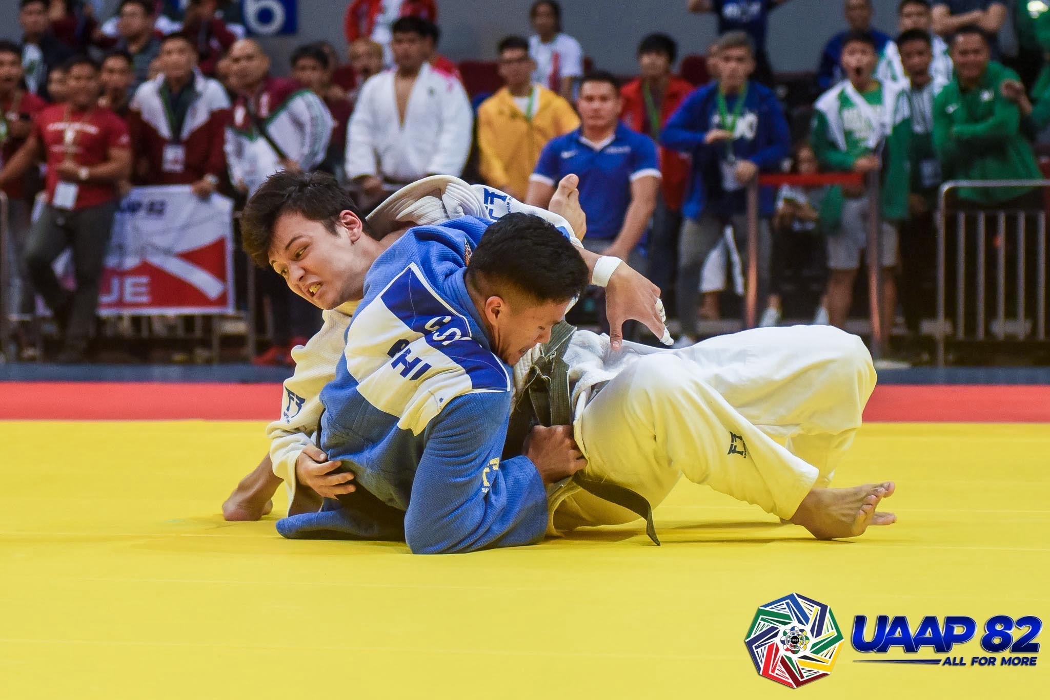 Tiebreaker Times Zarchie Garay stuns Keith Reyes as UP holds lead over UST in UAAP Judo ADMU DLSU Judo News UAAP UP UST  Zarchie Garay Yonji Avendano UST Men's Judo UP Men's Judo UAAP Season 82 Judo UAAP Season 82 Tristan Reyes Keith Reyes Jayvee Ferrer Henry Marguiles DLSU Men's Judo Dither Tablan Daniel Amores Chino Sy Ateneo Men's Judo