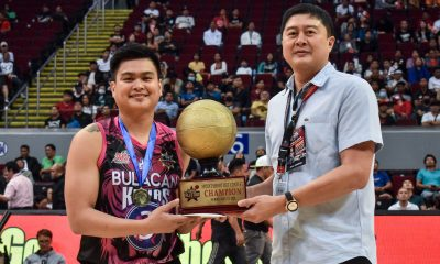 Tiebreaker Times Lester Alvarez outsnipes James Martinez, rules MPBL Three-point Shootout Uncategorized  Rocky Acidre Robin Rono Rhaffy Octobre Mikey Williams Mikee Cabahug Mark Pangilinan Lester Alvarez Jordan Rios John Wilson Jerome Garcia James Martinez Anton Asistio 2020 MPBL All-Star Game 2019-20 MPBL Lakan Cup