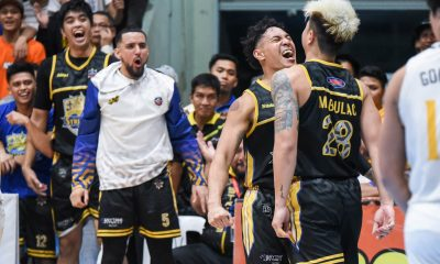 Tiebreaker Times Michael Mabulac admits being nervous in MPBL playoffs debut Basketball MPBL News  Michael Mabulac Bacoor Strikers 2019-20 MPBL Lakan Cup