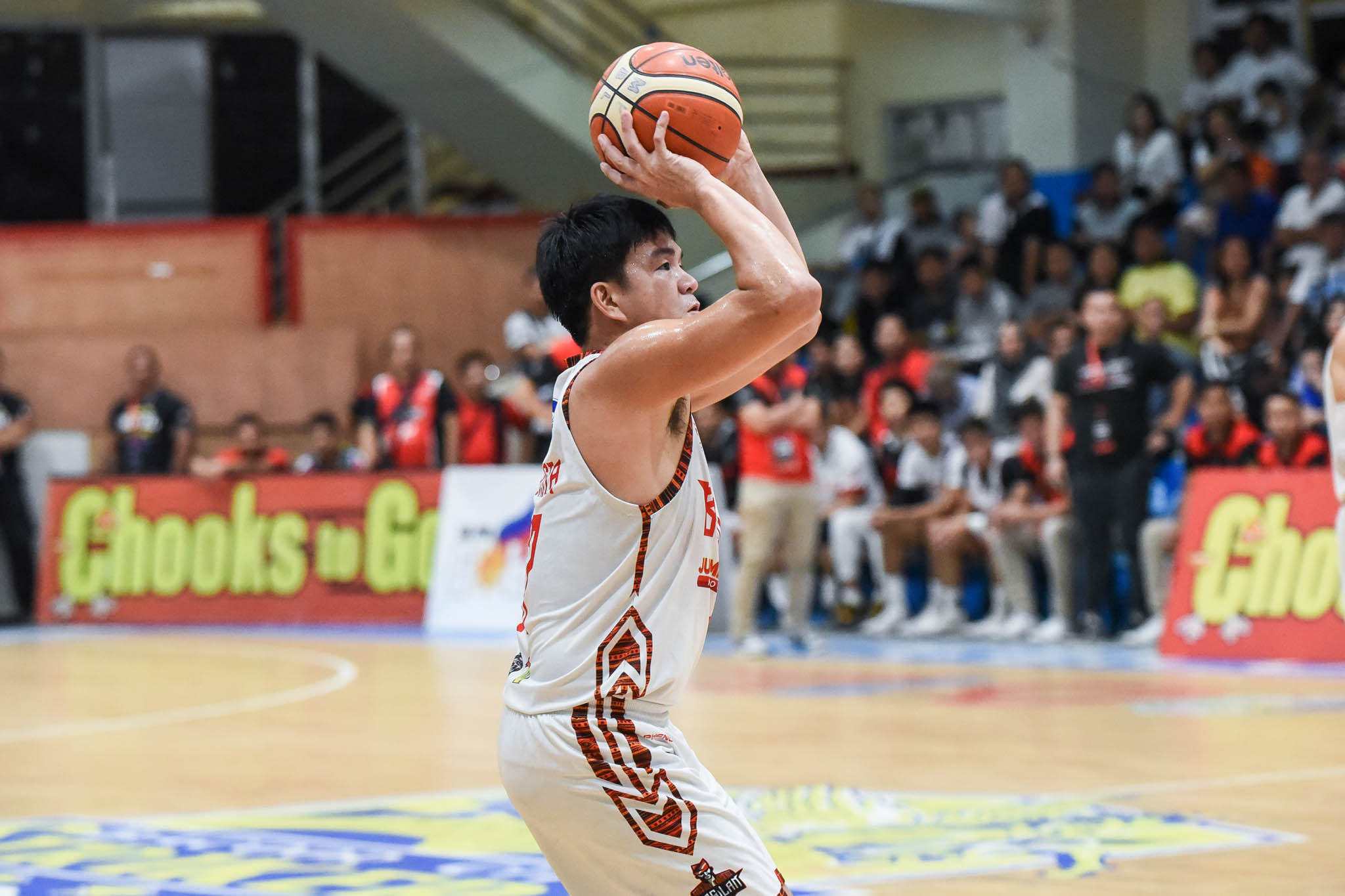 MPBL-2019-2020-Basilan-vs.-Iloilo-1ST-PHOTO-JERALD-BAUTISTA-BASILAN With Bulanadi in Gilas, Jhaps Bautista steps up for Basilan Basketball MPBL News  - philippine sports news