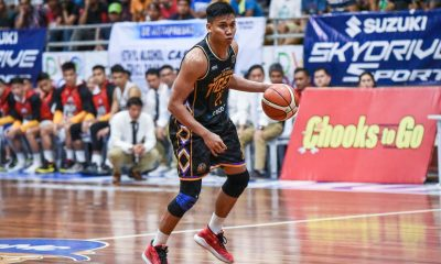 Tiebreaker Times Billy Robles embraces role as Davao Occidental's anchor Basketball MPBL News  Don Dulay Davao Occidental Tigers Billy Ray Robles 2019-20 MPBL Lakan Cup
