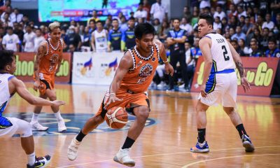 Tiebreaker Times Homegrown Maiquez overcomes nerves, sends Pampanga to MPBL semis Basketball MPBL News  Pampanga Giant Green Lanterns Dexter Maiquez 2019-20 MPBL Lakan Cup