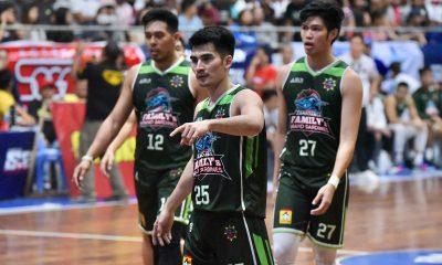 Tiebreaker Times Punched, heckled Roño gives all for Zamboanga: 'Gusto ko lang manalo. Patay kung patay' Basketball MPBL News  Zamboanga-Family Brand Sardines Robin Rono 2019-20 MPBL Lakan Cup