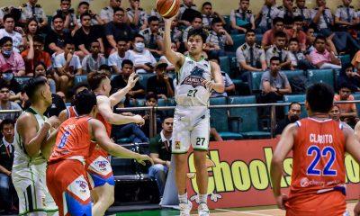 Tiebreaker Times Santillan motivated to give Zamboanga homecourt edge Basketball MPBL News  Zamboanga-Family Brand Sardines Santi Santillan Britt Reroma 2019-20 MPBL Lakan Cup