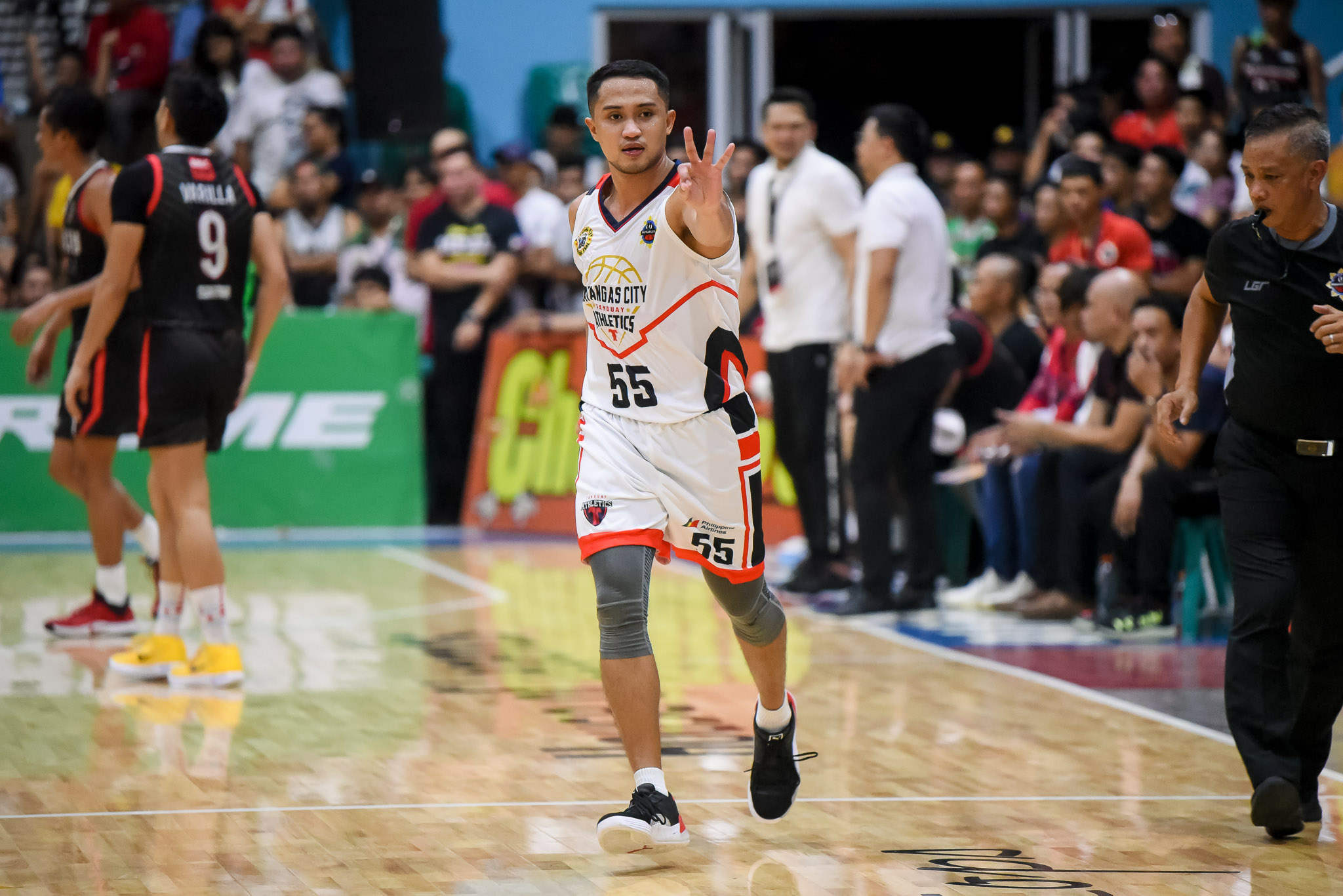 Tiebreaker Times Batangas-Tanduay embracing next man up mentality as MPBL playoffs loom Basketball MPBL News  Woody Co Ryusei Koga Batangas City-Tanduay Athletics 2019-20 MPBL Lakan Cup