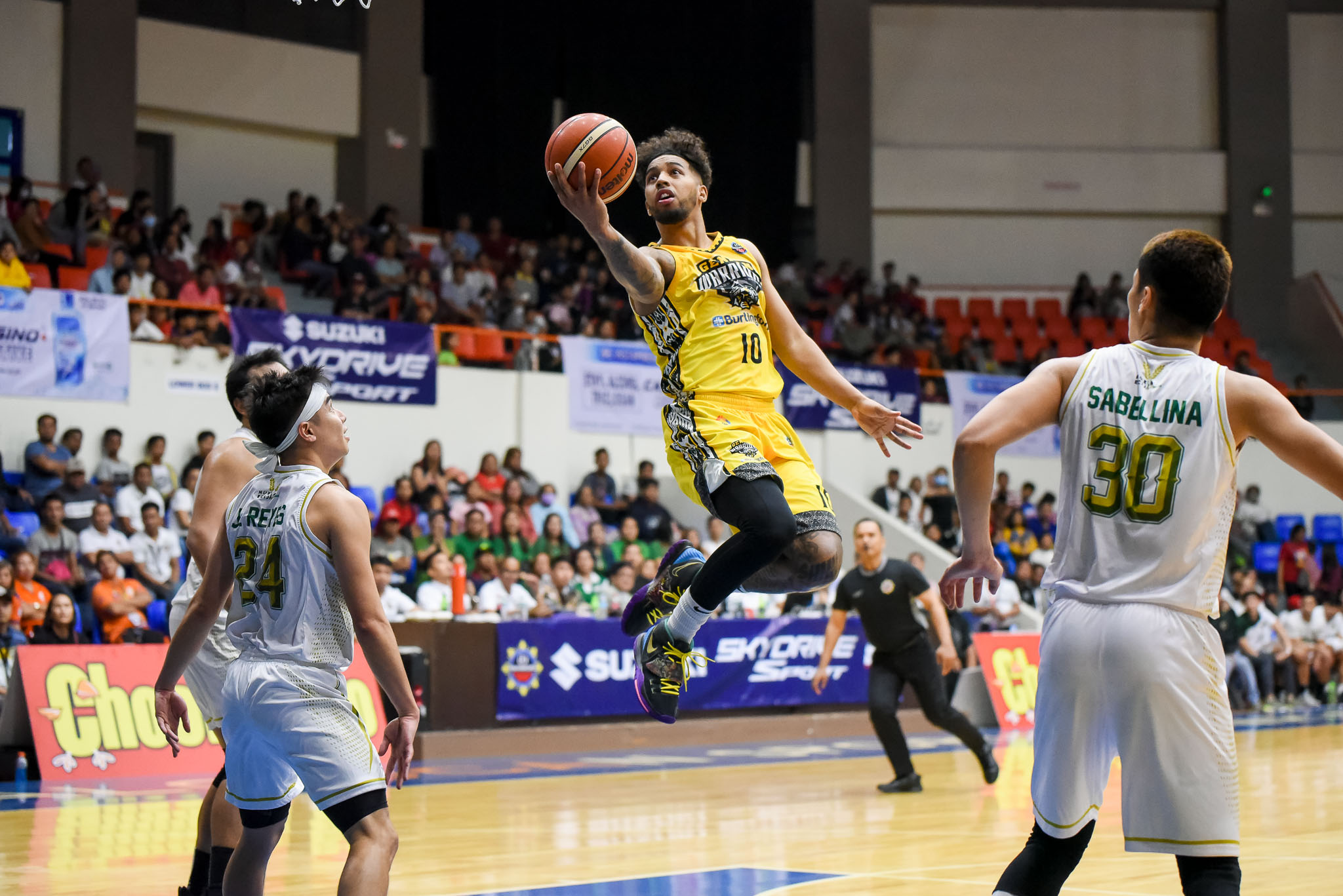 Tiebreaker Times Mikey Williams to go all in with Gen San come MPBL playoffs Basketball MPBL News  Mikey Williams General Santos City Warriors 2019-20 MPBL Lakan Cup