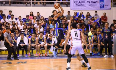 Tiebreaker Times Gary David shows way in season debut, leads 1Bataan to MPBL North fifth seed Basketball MPBL News  Von Tambeling Marikina Shoemasters Jonas Villanueva Gary David Daryl Pascual Byron Villarias Bataan Risers Ato Ular 2019-20 MPBL Lakan Cup