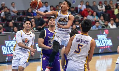 Tiebreaker Times Viernes makes sure to extend MPBL All-Star to Friday as South continues mastery of North Basketball MPBL News  William McAloney Robby Celiz Randy Alcantara Michael Juico Mark Yee John Wilson Jeric Teng Jeff Viernes Jai Reyes Gab Banal Don Dulay Ato Ular Aris Dionisio Alvin Pasaol 2020 MPBL All-Star Game 2019-20 MPBL Lakan Cup