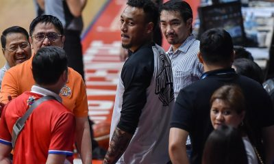Tiebreaker Times Phoenix not allowed to include Calvin Abueva to PBA bubble contingent Basketball News PBA  Phoenix Fuel Masters PBA Season 45 Paolo Bugia Coronavirus Pandemic Calvin Abueva