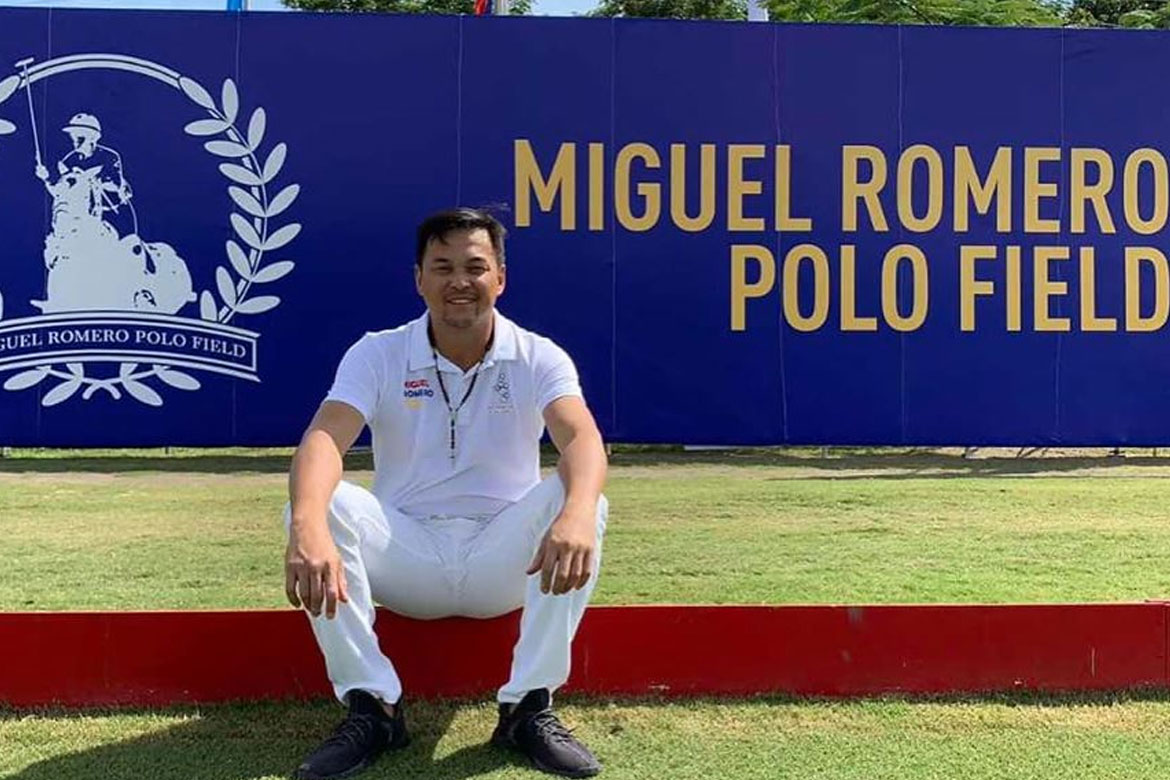 Tiebreaker Times GlobalPort-PH finishes second in Polo All Asia Cup News Polo  Robert Esguerra Philippine National Federation of Polo Players Mikee Romero Globalport Batang Pier Anthony Garcia Adrian Garcia
