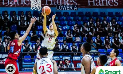 Tiebreaker Times Joshua Ramirez decommits from Letran, moves to La Salle Basketball CSJL DLSU NCAA UAAP  UAAP Season 83 Men's Basketball UAAP Season 83 NCAA Season 96 Seniors Basketball NCAA Season 96 Letran Seniors Basketball Joshua Ramirez DLSU Men's Basketball