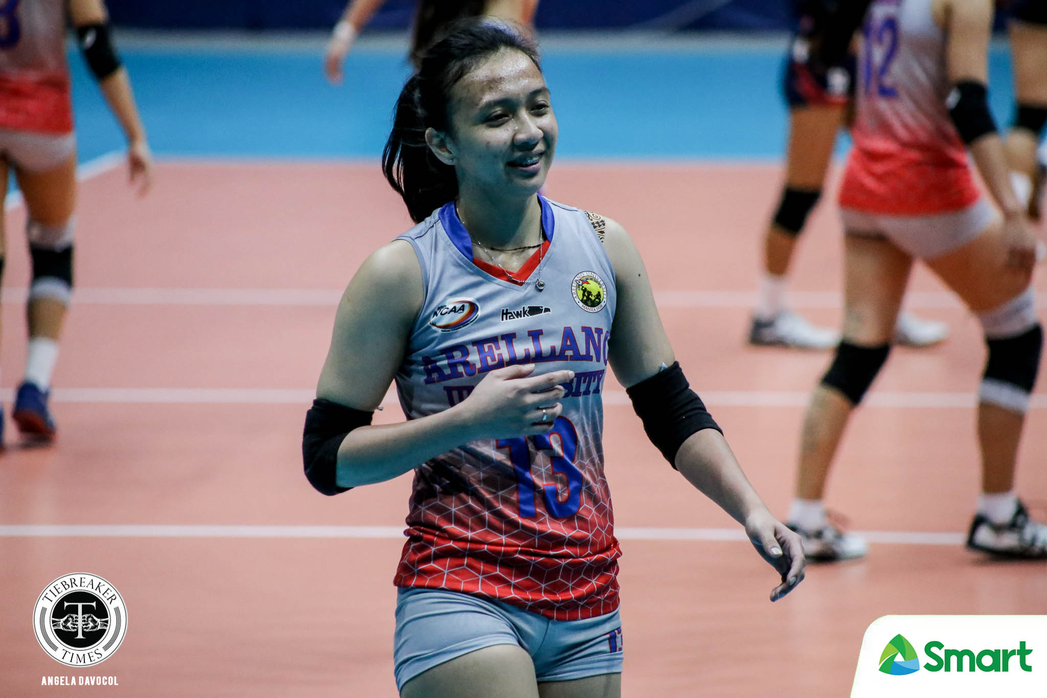 NCAA-Season-95-Womens-Volleyball-AU-def-CSJL-Regine-Arocha Choco Mucho signs Regine Arocha for PVL season News PVL Volleyball  - philippine sports news
