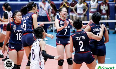 Tiebreaker Times Letran to downsize athletics operations, withdraw in nine NCAA events -- including volleyball CSJL NCAA News Swimming Taekwondo Track & Field Volleyball  NCAA Season 96 Letran Women's Volleyball Letran Women's Track and Field Letran Women's Taekwondo Letran Women's Swimming Letran Men's Volleyball Letran Men's Track and Field Letran Men's Taekwondo Letran Men's Swimming Letran Juniors Track and Field Letran Juniors Taekwondo