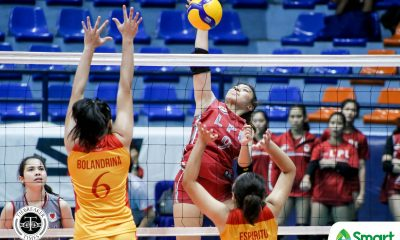Tiebreaker Times Lyceum Lady Pirates bag third NCAA 95 win at Mapua's expense LPU MIT NCAA News Volleyball  Venice Puzon NCAA Season 95 Women's Volleyball NCAA Season 95 Monica Sevilla Mapua Women's Volleyball Lyceum Women's Volleyball Emil Lontoc Clarence Esteban Ciarnella Wanta Alexandra Rafael