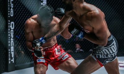 Tiebreaker Times Eduard Folayang looks at silver lining in loss to Pieter Buist Mixed Martial Arts News ONE Championship  Team Lakay ONE: Fire and Fury Eduard Folayang
