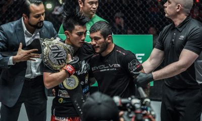 Tiebreaker Times Joshua Pacio earns Alex Silva's nod: 'He deserves to be on top' Mixed Martial Arts News ONE Championship  ONE: Fire and Fury Joshua Pacio Alex Silva