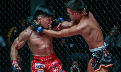 Tiebreaker Times Lito Adiwang ready for bigger challenges after ONE: Fire and Fury Mixed Martial Arts News ONE Championship  Team Lakay ONE: Fire and Fury Lito Adiwang