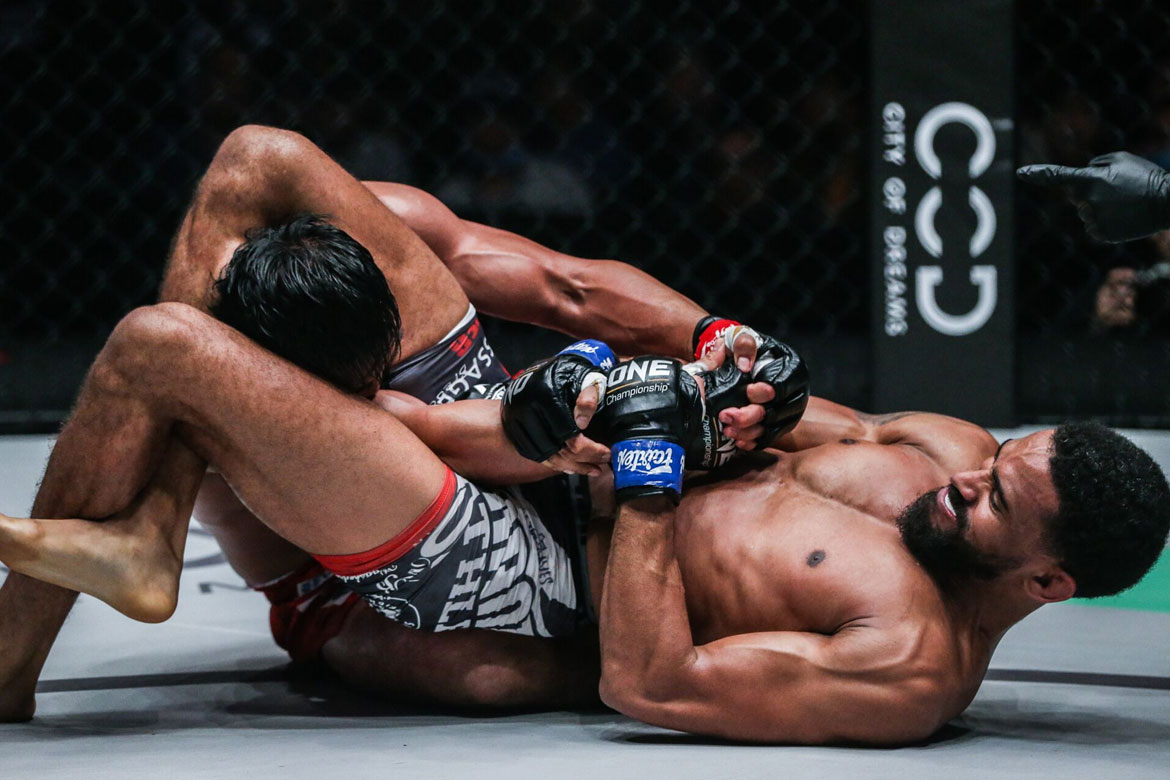 Tiebreaker Times Who gave the best performances during ONE: Fire and Fury? Mixed Martial Arts News ONE Championship  Pieter Buist ONE: Fire and Fury Lito Adiwang Joshua Pacio