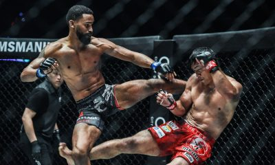 Tiebreaker Times Pieter Buist honored to shut down 'legendary' Eduard Folayang Mixed Martial Arts News ONE Championship  Pieter Buist ONE: Fire and Fury Eduard Folayang