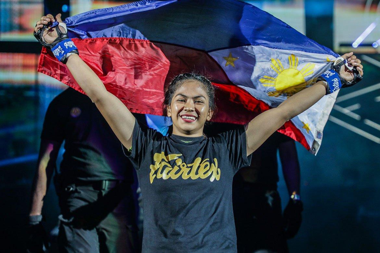 Tiebreaker Times Denice Zamboanga opens new chapter entering ONE: A New Breed Mixed Martial Arts News ONE Championship  ONE: A New Breed Fairtex Denice Zamboanga