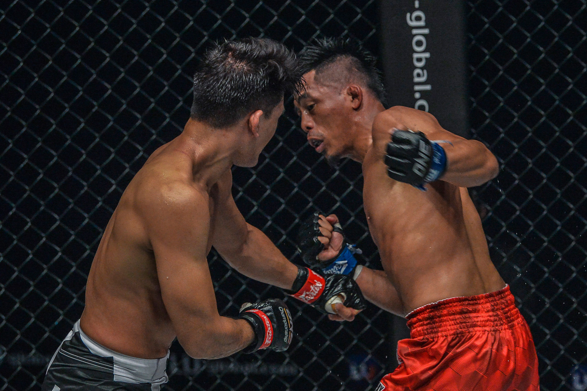 Tiebreaker Times Zamboanga proves contender status, Banario returns to win column in ONE: King of the Jungle Mixed Martial Arts News ONE Championship  Tony Worthen Team Lakay Shannon Wiratchai ONE: King of the Jungle Mei Yamaguchi Mark Abelardo Honorio Banario Fairtex Denice Zamboanga