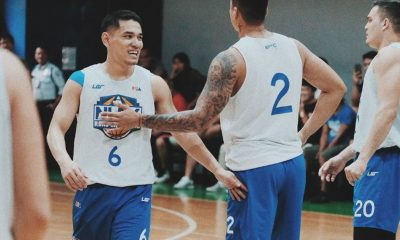 Tiebreaker Times Kevin Alas on goal this season: 'Makatapos ng isang buong season' Basketball News PBA  PBA Season 45 NLEX Road Warriors Kevin Alas 2020 Phoenix Super Basketball Tourney