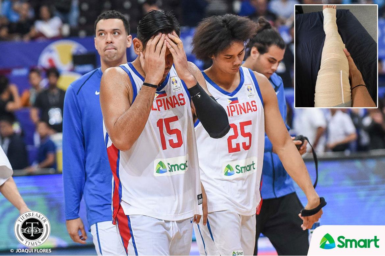Tiebreaker Times June Mar Fajardo vows to be better than ever as road to recovery begins Basketball News PBA  San Miguel Beermen PBA Season 45 June Mar Fajardo