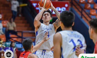 Tiebreaker Times Tab Baldwin on Dwight Ramos: 'He has across the board impact in a game' ADMU Basketball News UAAP  UAAP Season 83 Men's Basketball UAAP Season 83 Tab Baldwin Dwight Ramos Ateneo Men's Basketball