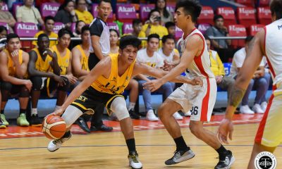 Tiebreaker Times SOURCES: Promising soph Jun Asuncion out of UST Basketball MIT NCAA News UAAP UST  UST Men's Basketball UAAP Season 83 Men's Basketball UAAP Season 83 NCAA Season 97 Seniors Basketball NCAA Season 97 Mapua Seniors Basketball Ferdinand Asuncion