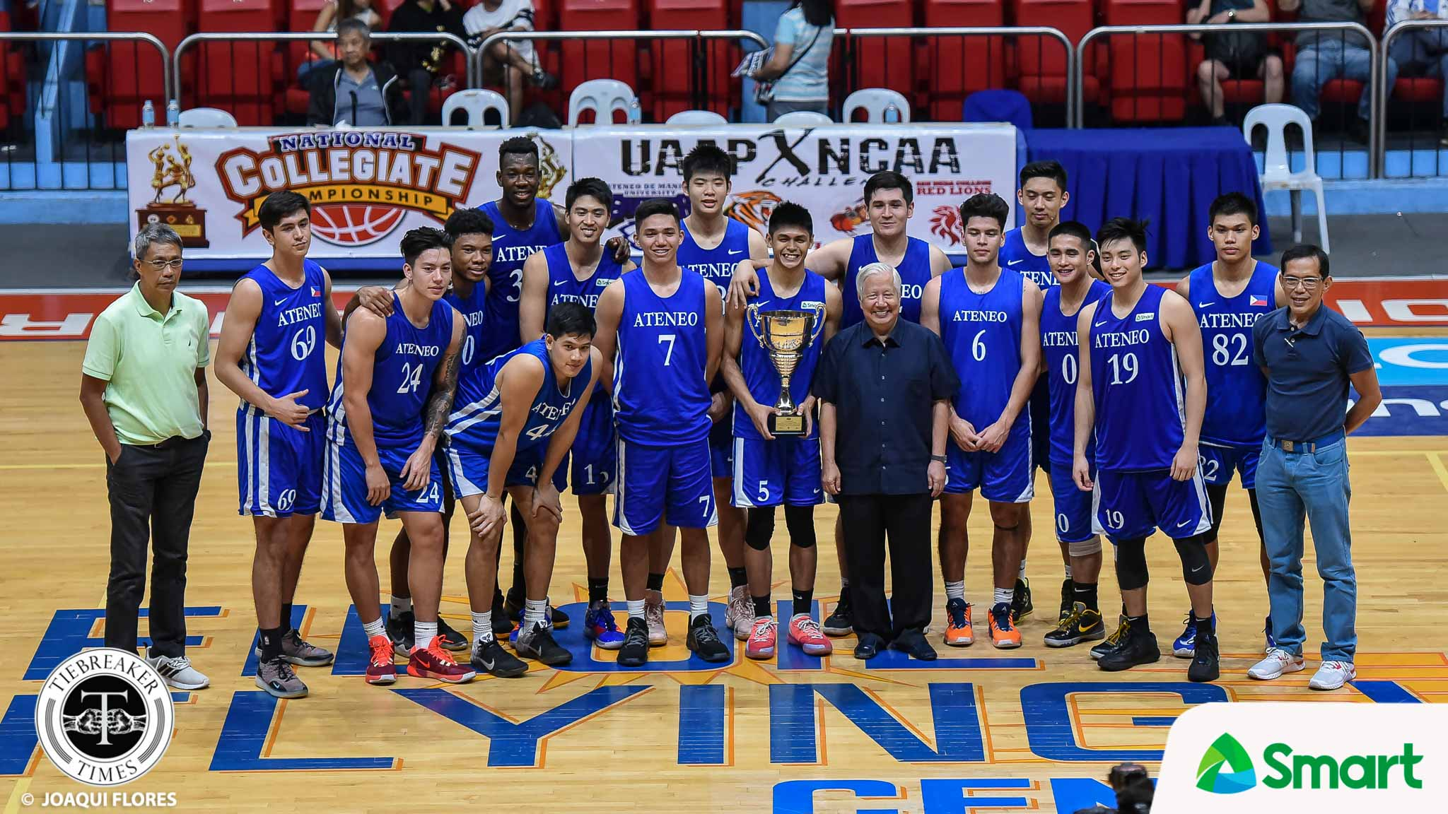 Tiebreaker Times UAAP king Ateneo whips NCAA champ Letran, sweeps PCCL group ADMU Basketball CSJL News  Troy Mallillin Tab Baldwin SJ Belangel Pao Javillonar Letran Seniors Basketball Dwight Ramos Christian Fajarito Bonnie Tan Ateneo Men's Basketball 2020 PCCL National Championship