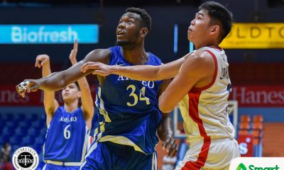 Tiebreaker Times Kouame's availability made him prime choice for naturalization, says Baldwin 2023 FIBA World Cup Basketball Gilas Pilipinas News  Tab Baldwin Gilas Pilipinas Men Angelo Kouame 2023 FIBA World Cup