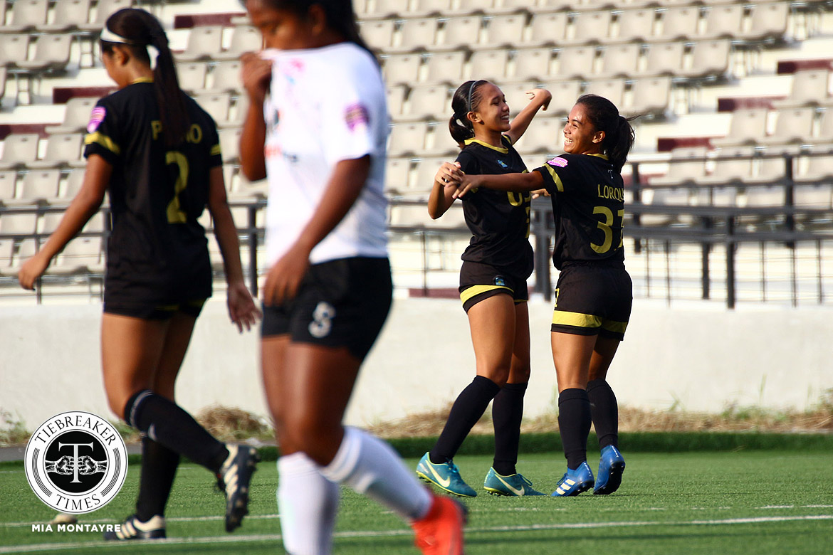 PFFWL-2019-Wk-19-M1-Tigers-d-Maroons-Santerva-Lorque Back-to-back wins bump UST Lady Booters to second in PFFWL Football News PFF Women's League UP UST  - philippine sports news