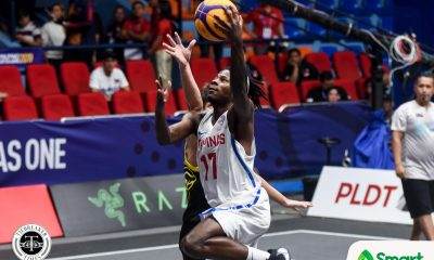 Tiebreaker Times CJ Perez likes chemistry with Munzon, Pasaol: 'Madali yung trabaho naming apat' 2020 Tokyo Olympics 3x3 Basketball Gilas Pilipinas News  Gilas Pilipinas 3x3 CJ Perez 2020 FIBA 3X3 Olympic Qualifying Tournament