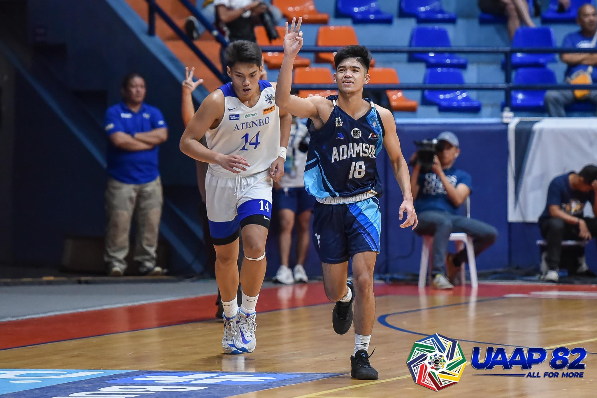 UAAP-82-Jrs-ADU-vs.-ADMU-Erolon-2751 Matty Erolon, Joshua Barcelona to remain with Adamson AdU Basketball News UAAP  - philippine sports news