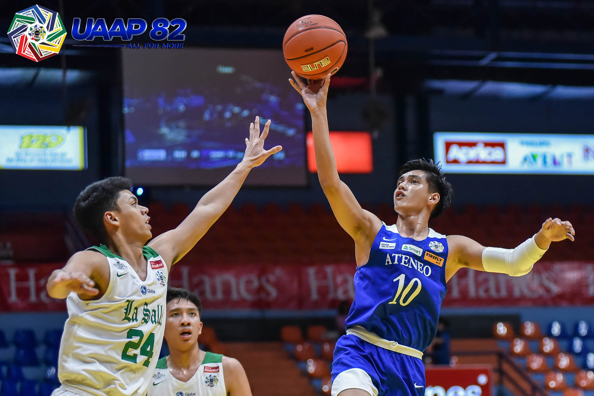 UAAP-82-Jrs-Basketball-ADMU-vs.-DLSZ-Padrigao-0422 Baldwin believes Padrigao has better court vision than past Ateneo floor generals ADMU Basketball News UAAP  - philippine sports news
