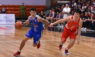 Tiebreaker Times Flat Alab Pilipinas suffer rout at hands of Malaysia Dragons in ABL ABL Alab Pilipinas Basketball News  Will Artino Westsports Malaysia Dragons Terrel Davis Sam Deguara Prince William Nick King Kuek Tian Yuan Jimmy Alapag Amir Bell 2019-20 ABL Season