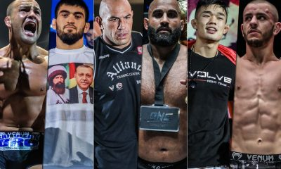 Tiebreaker Times ONE Championship postpones Infinity 1, rest of May events Mixed Martial Arts News ONE Championship  Saygid Guseyn Arslanaliev ONE: Inspiration ONE: Dreams ONE Infinity 1 Iuri Lapicus Eddie Alvarez Christian Lee Chatri Sityodtong Brandon Vera Arjan Bhullar