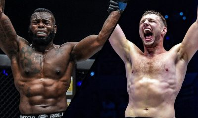 Tiebreaker Times Ataides, De Ridder vie for possible World Title shot at ONE: Warrior's Code Mixed Martial Arts News ONE Championship  Reinier de Ridder ONE: Warrior's Code Leandro Ataides