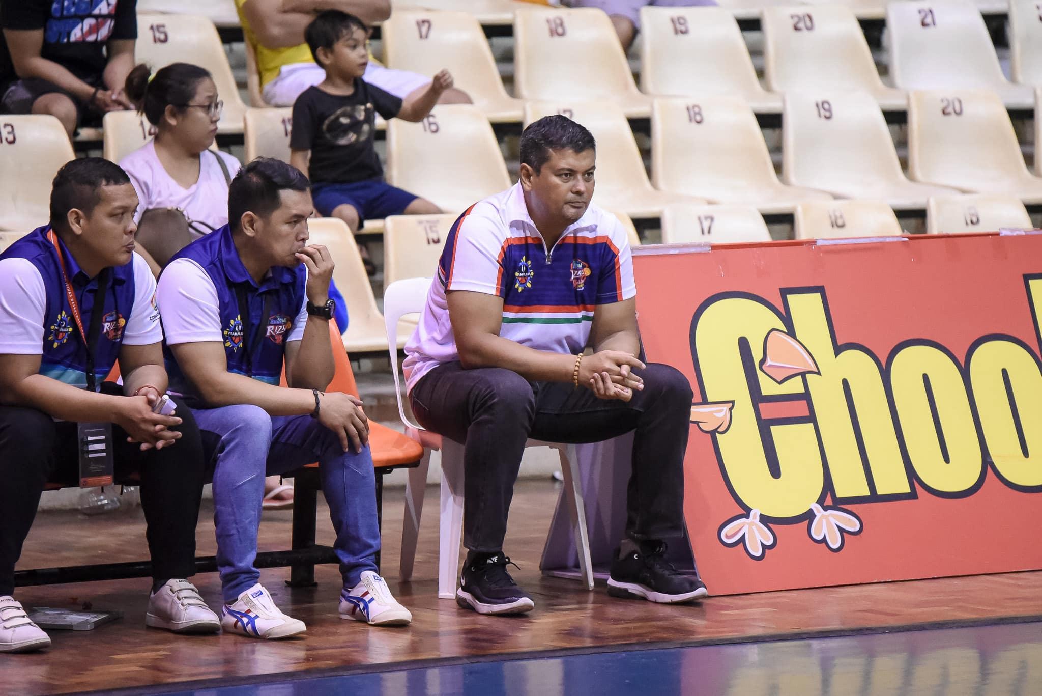 Tiebreaker Times Rizal signs Eloy Poligrates, looking for new coach Basketball MPBL News  Rizal-Xentro Mall Golden Coolers Nikko Panganiban Jayvee Gayoso Eloy Poligrates Anj Anzores 2019-20 MPBL Lakan Cup