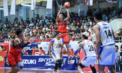 Tiebreaker Times Basilan's Allyn Bulanadi does not disappoint in Davao homecoming Basketball MPBL News  Basilan Steel Allyn Bulanadi 2019-20 MPBL Lakan Cup