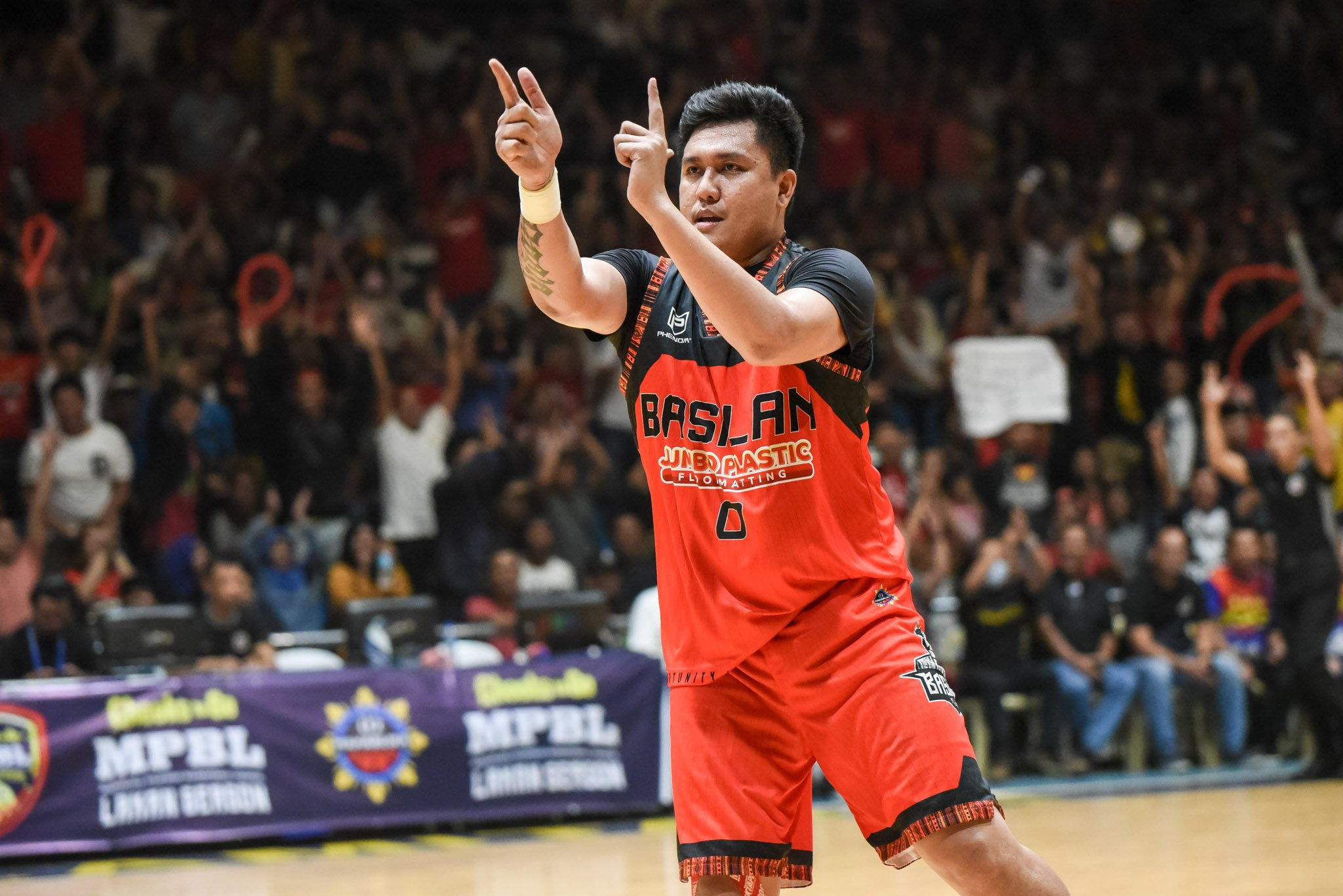 Tiebreaker Times Jay Collado laments not being able to close out Davao Occi in Basilan Basketball MPBL News  Jessie Collado Basilan Steel 2019-20 MPBL Lakan Cup