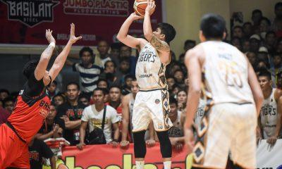 Tiebreaker Times Bonbon Custodio lives up to being a veteran for Davao Occidental Basketball MPBL News  Don Dulay Davao Occidental Tigers Bonbon Custodio 2019-20 MPBL Lakan Cup