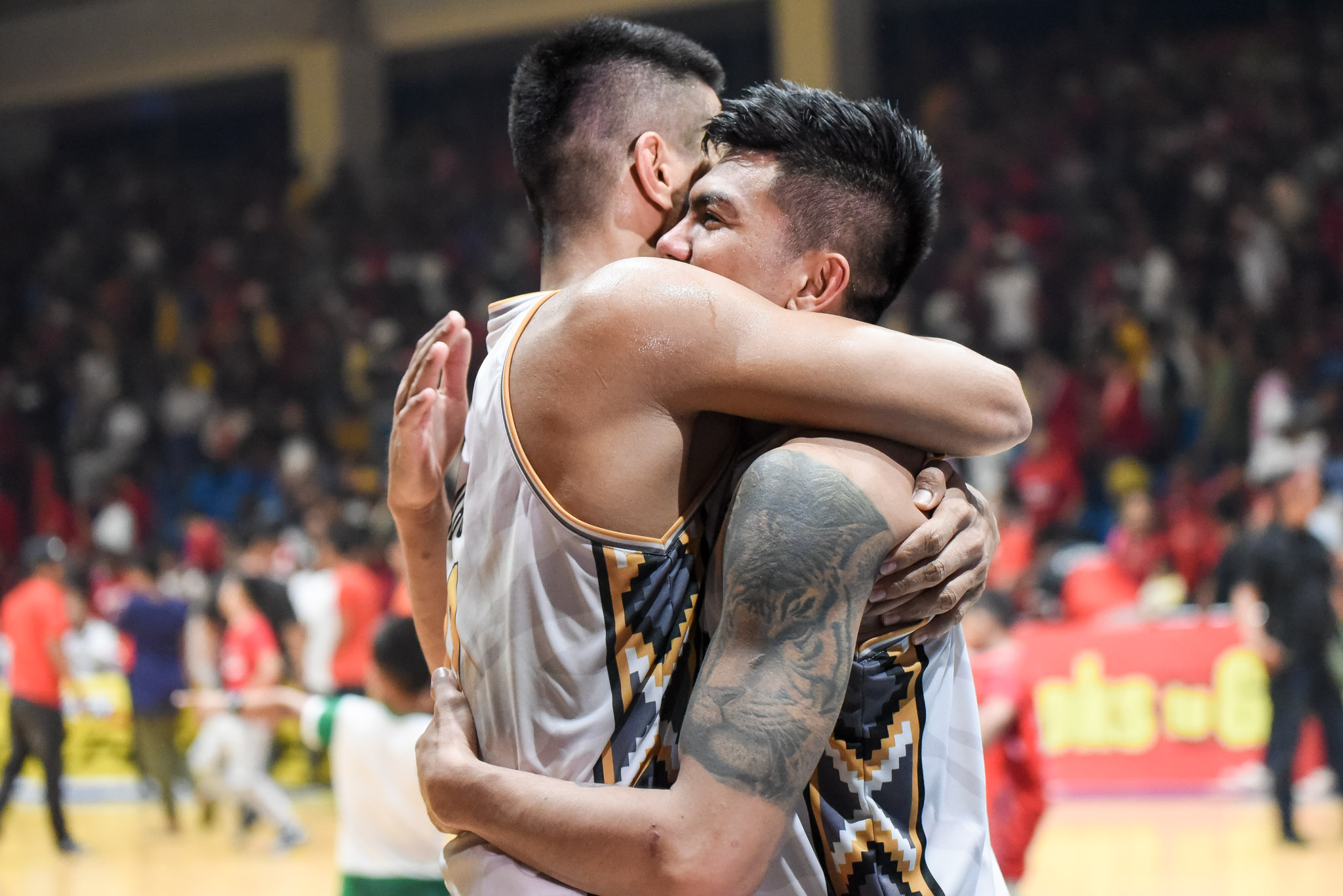 Tiebreaker Times Robles, Custodio take over Basilan, lift Davao Occi to MPBL South do-or-die News  Richard Albo Kenneth Mocon Jessie Collado Jerson Cabiltes Emman Calo Don Dulay Davao Occidental Tigers Bonbon Custodio Basilan Steel 2019-20 MPBL Lakan Cup