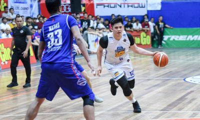 Tiebreaker Times Joshua Torralba is a man on a mission for Makati-Super Crunch Basketball MPBL News  Makati Super Crunch Joshua Torralba 2019-20 MPBL Lakan Cup