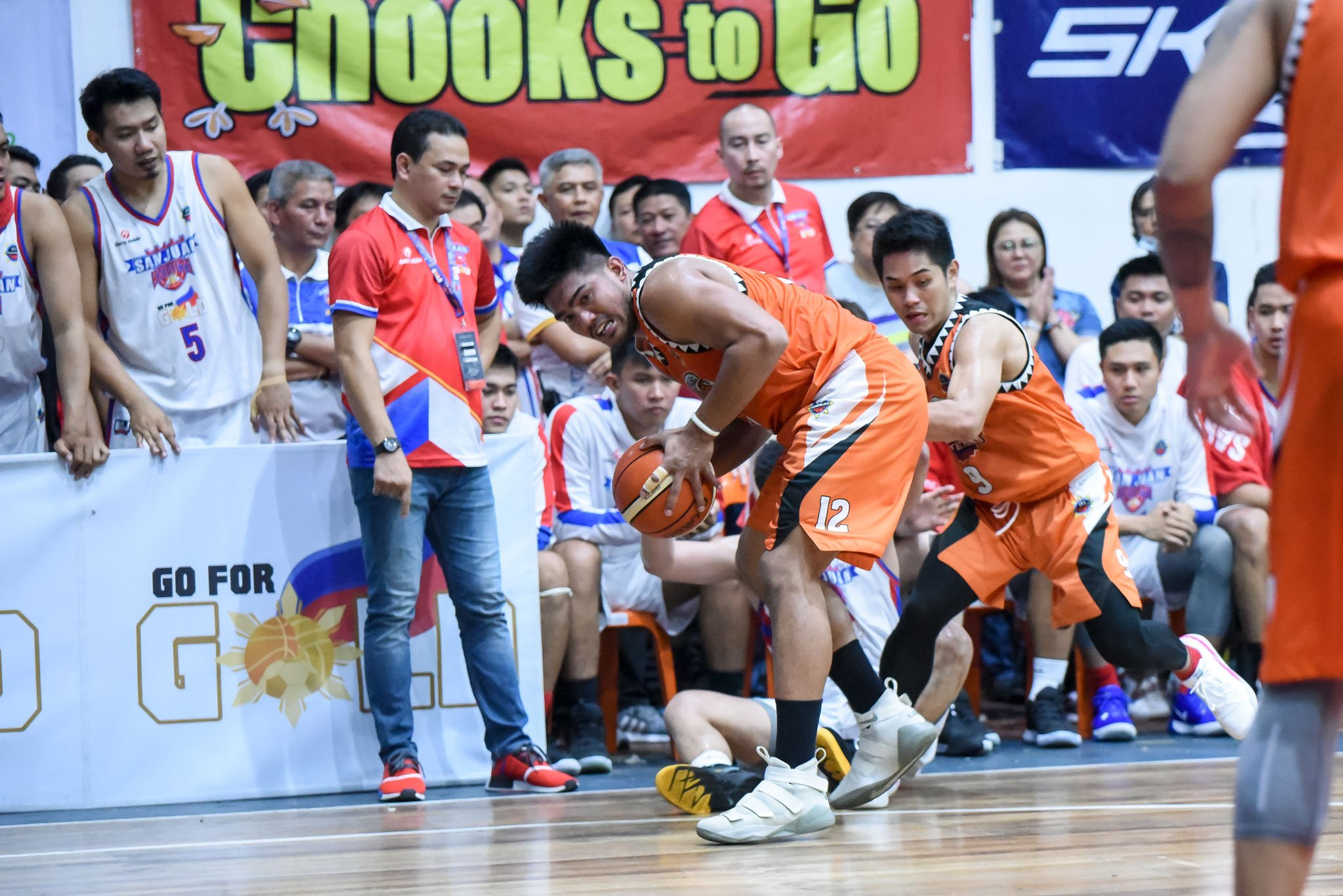 Tiebreaker Times Dexter Maiquez confident Pampanga will shine brighter next MPBL season Basketball MPBL News  Pampanga Giant Green Lanterns Dexter Maiquez 2019-20 MPBL Lakan Cup
